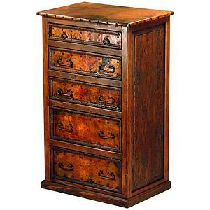 5-Drawer Tall Dresser
