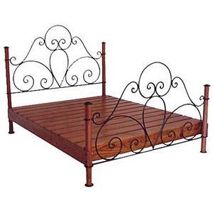 Beds yunuen bed fc 4106 for Southwest beds