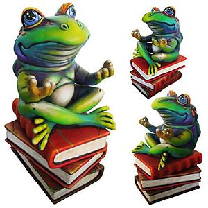 Frog Book Club