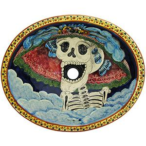 Day of the Dead Sink