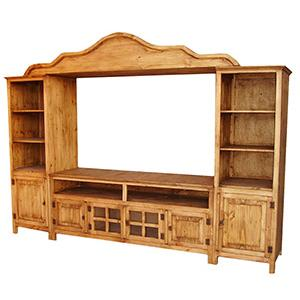 Alamo 4-PieceEntertainment Center