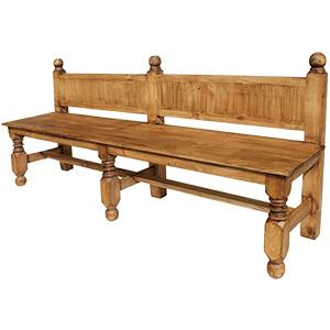 Lyon Double Bench