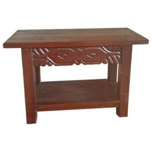Small Barrotes Console Table