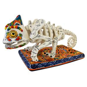 Day of the Dead Chameleon