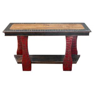 Aboriginal Console Table