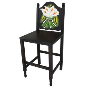 Calla Lily Bar Stool