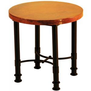 Round Patti End Table