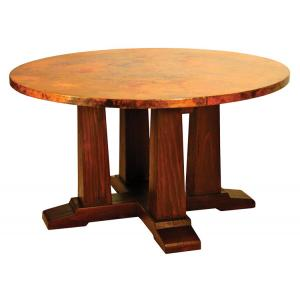 Four-Post Dining Table