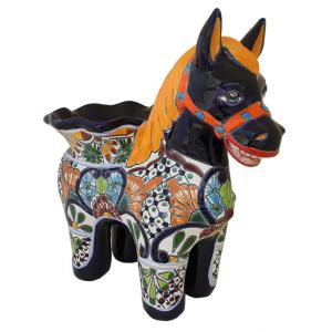 Talavera Pony Planter