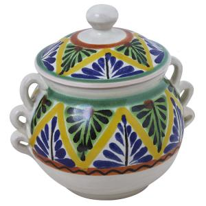 Sugar Bowl w/ Lid