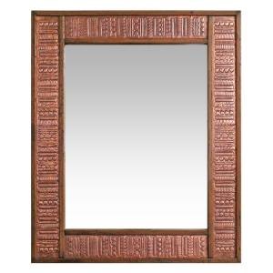 Ihuatzio Copper Mirror