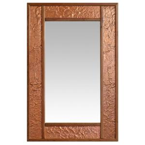 Martillo Copper Mirror