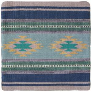 Wool Throw Pillow:Zapotec Design PRL3T