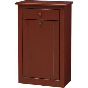 Colonial Trash Cabinet
