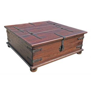 Herrajes Trunk Coffee Table