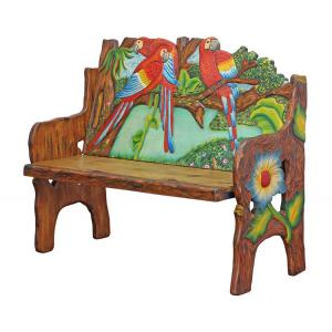 Macaws Bench