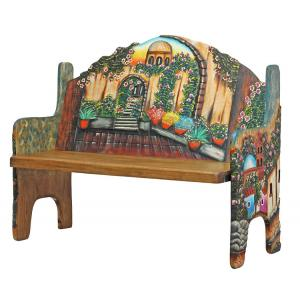 Hacienda Bench