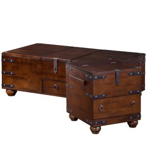 Santa Fe Trunk Occasional Tables