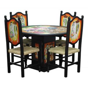 Day of the Dead Dining Set #2