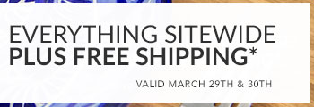 Free Shipping - Receive free ground shipping on select art & decor orders over $129.00.*